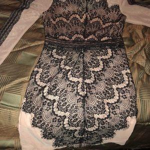 Charlotte Russe dress.